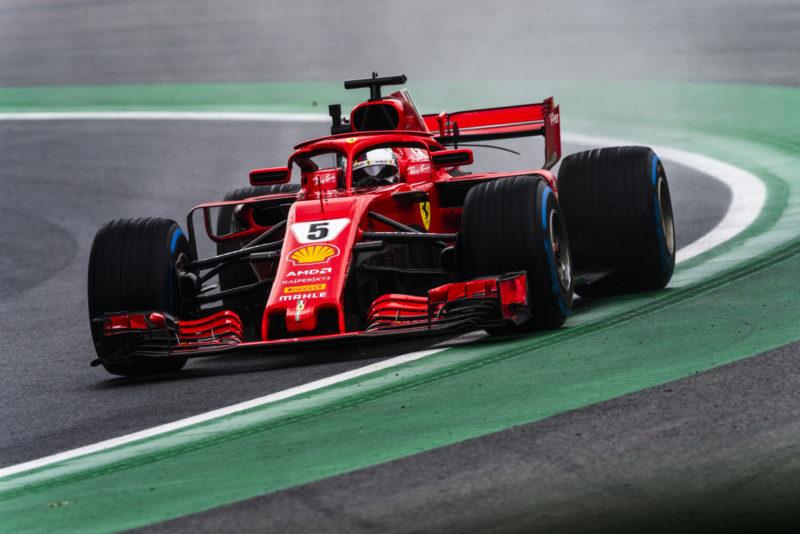 Friday practice Italian Grand Prix
