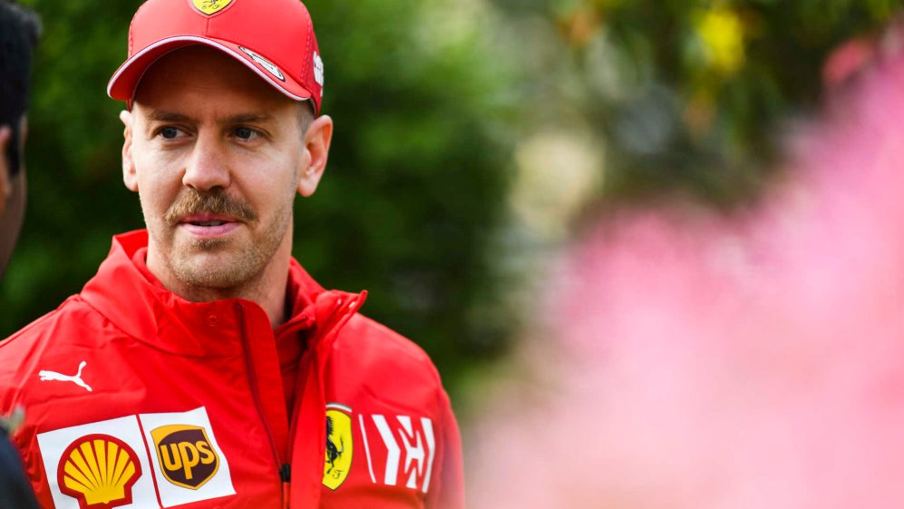 "Sebastian Vettel: ""I know that I can be better"""