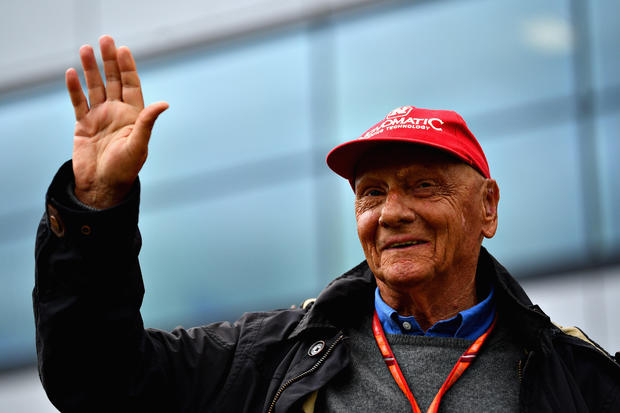 Niki Lauda, Three-Time Formula 1 World Champion, Dies Aged 70