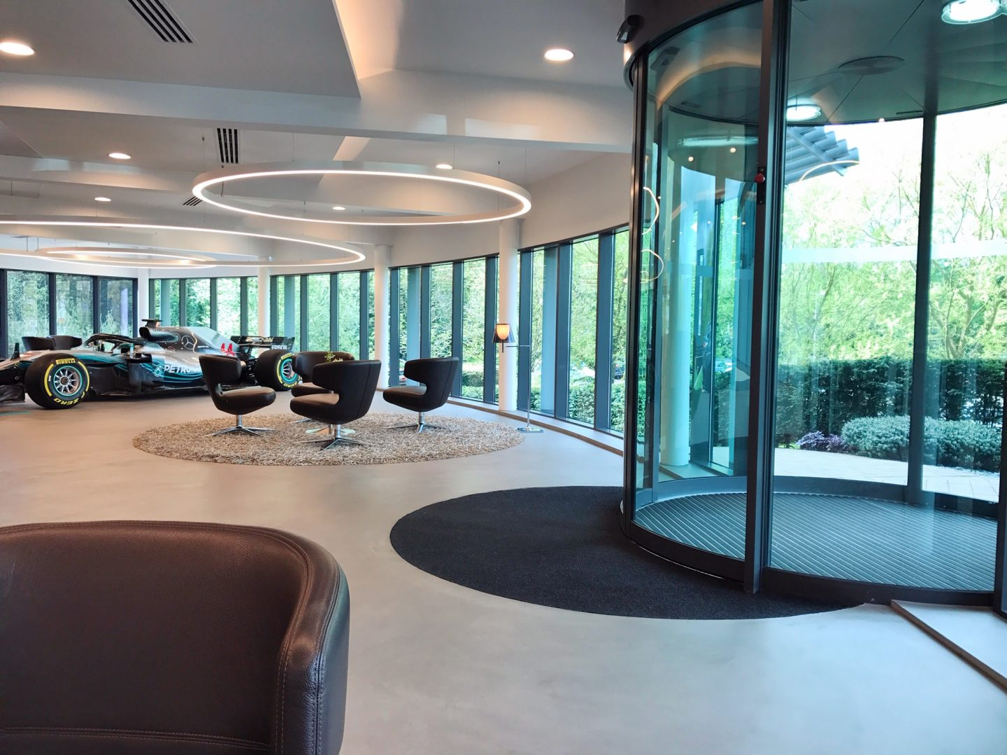 Visiting Brackley: Inside Mercedes-AMG F1 HQ