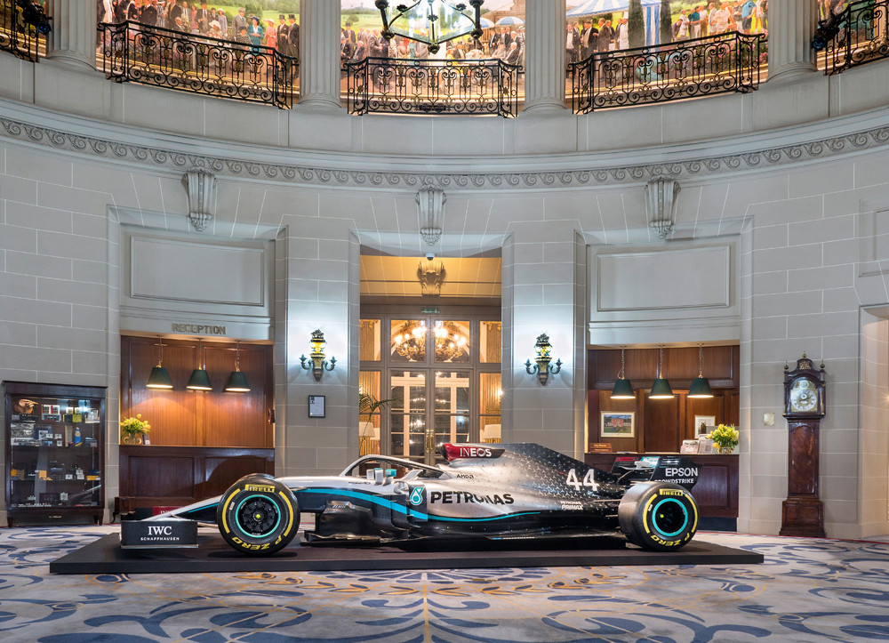 Mercedes 2020 Livery - Car Launch - 2020 Formula 1 Blog ...